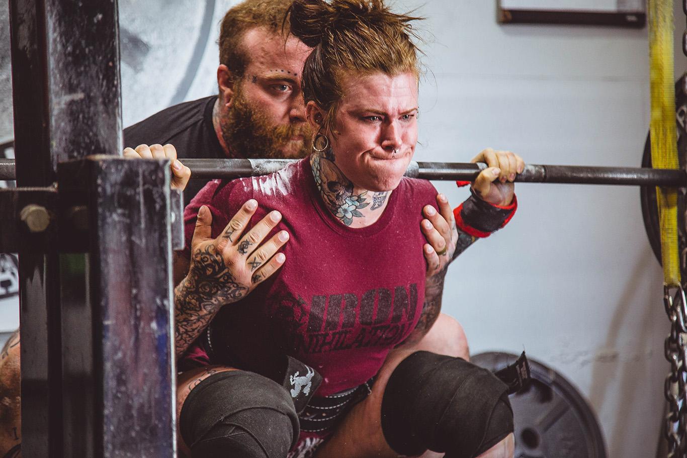 Behöver de som inte svarar på träning bara träna hårdare?