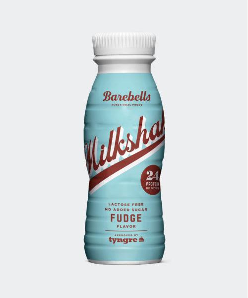 Tyngre Barebells Milkshake Fudge