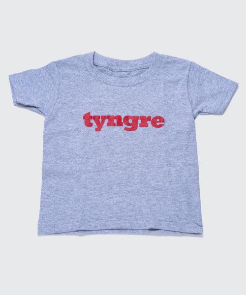 T-shirt Barn Tyngre