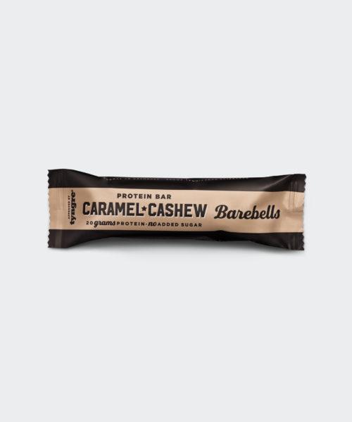 Tyngre Barebells Proteinbar Caramel Cashew Kostillskott