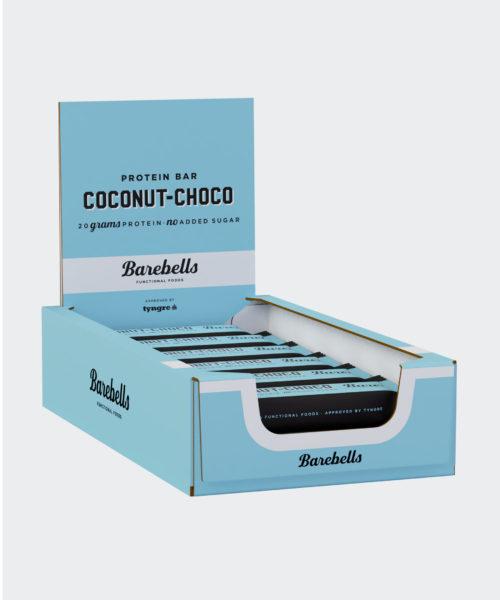 Tyngre Barebells Proteinbar Coconut Choco Kosttillskott