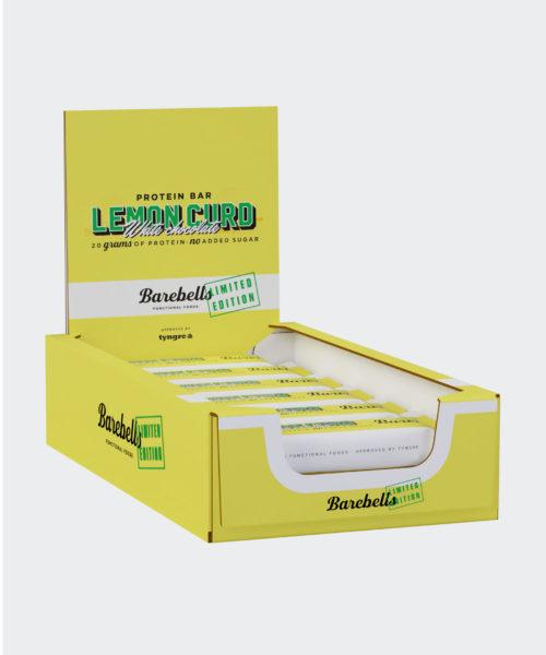 Tyngre Barebells Proteinbar Lemon Curd Kosttillskott