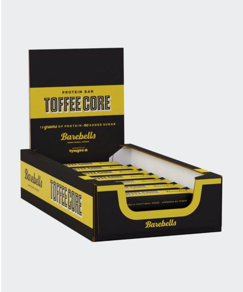 Tyngre Barebells Proteinbar Toffe Kosttillskott