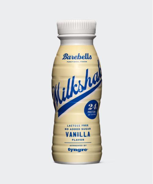 Tyngre Barebells Milkshake Vanilla Kosttillskott