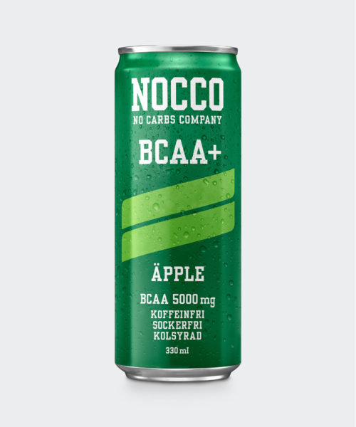 Tyngre NOCCO BCAA+ Äpple