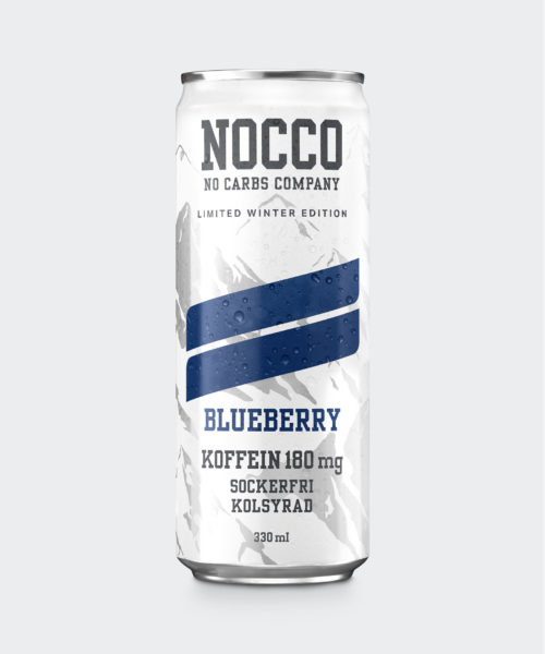 Tyngre NOCCO Blueberry