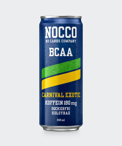 Tyngre NOCCO BCAA Carnival Exotic