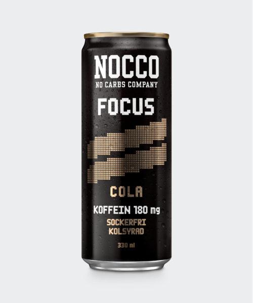 Tyngre NOCCO FOKUS Cola