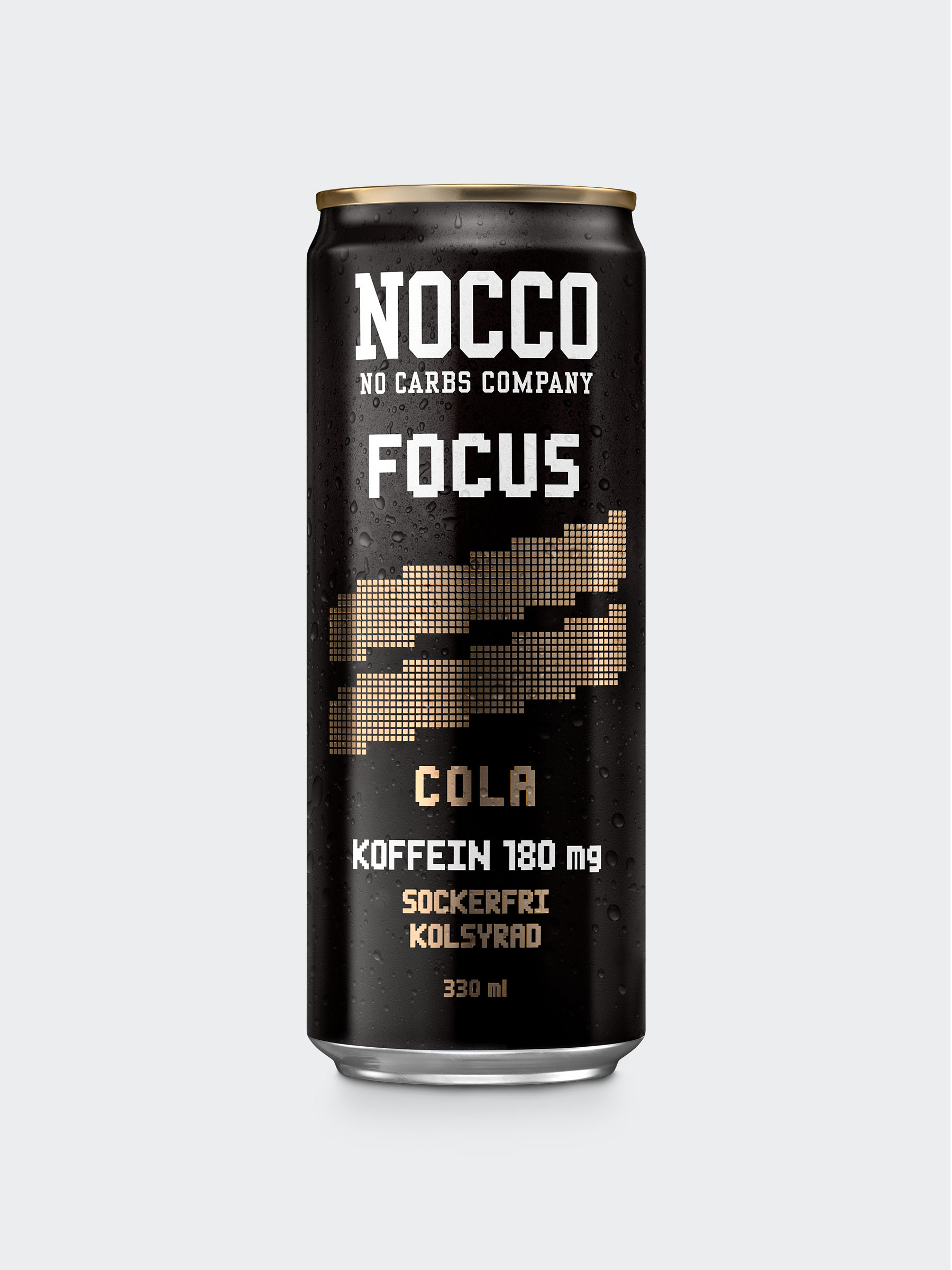 NOCCO FOCUS Cola