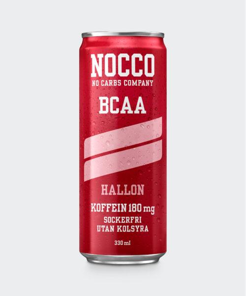 Tyngre NOCCO BCAA Hallon