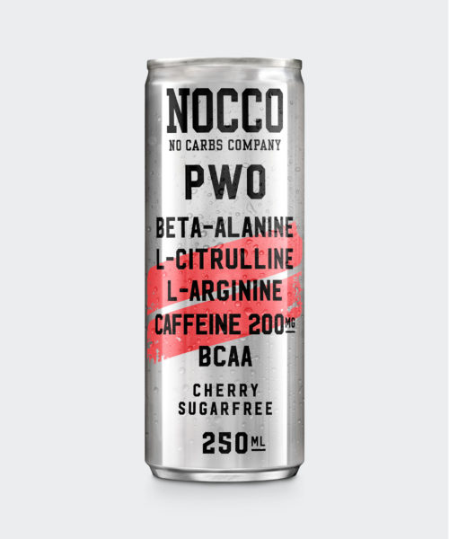 Tyngre NOCCO PWO Cherry