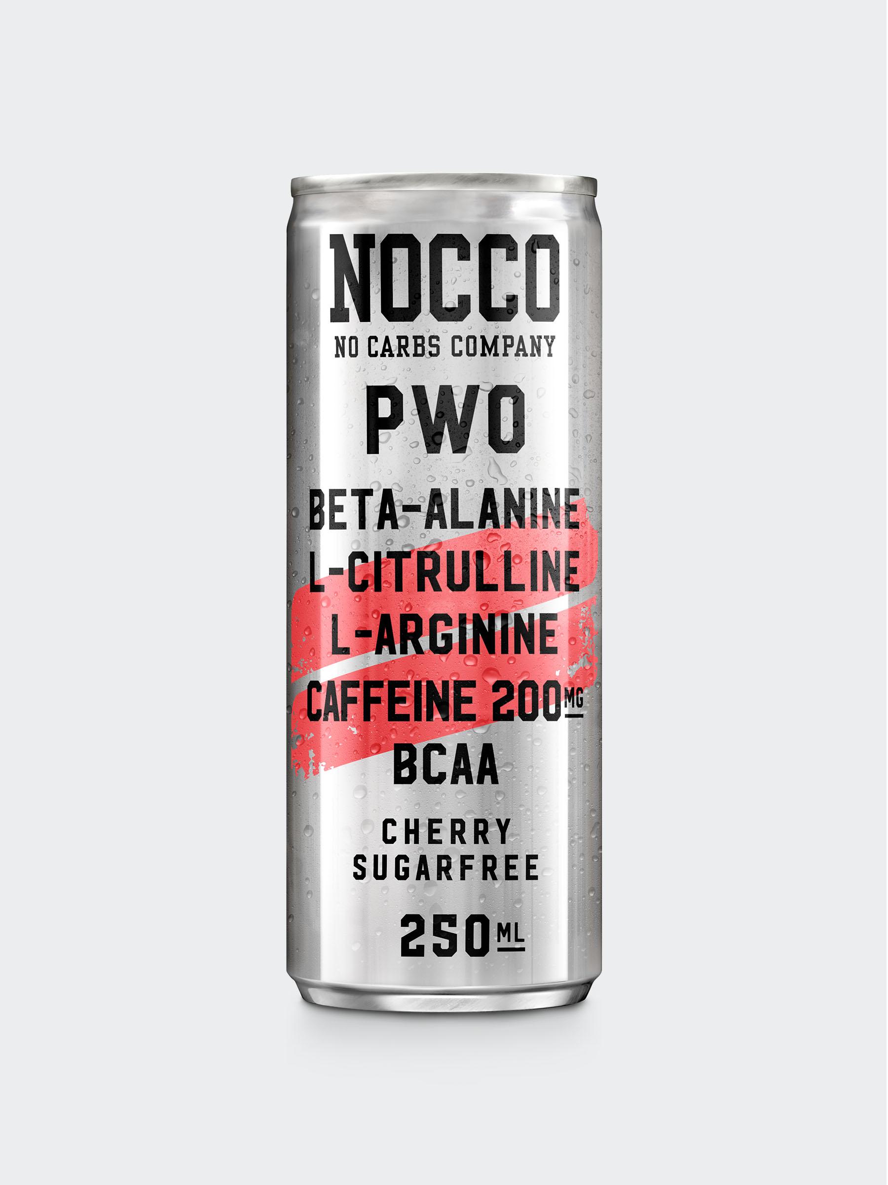 NOCCO PWO Cherry