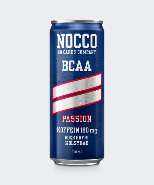 Tyngre NOCCO BCAA Passion