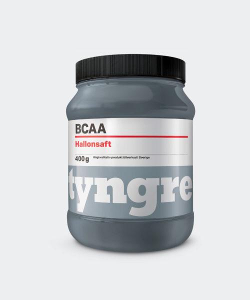 Tyngre BCAA Hallonsaft Kosttillskott Aminosyror