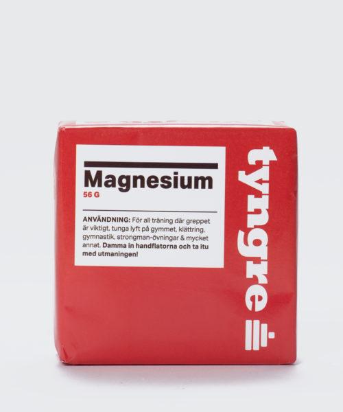 Tyngre Magnesium 56g Block