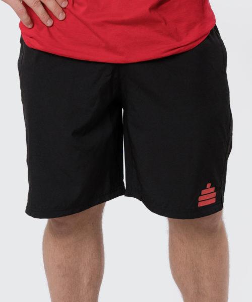 Tyngre Shorts Edge Funktionsshorts Svarta