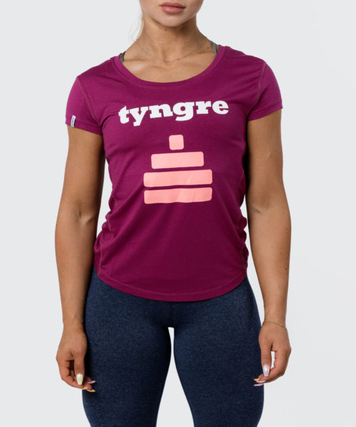 Tyngre Tee Legend Lila Dam