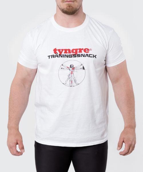 Tyngre T-Shirt Träningssnack Herr Tränings t-shirt