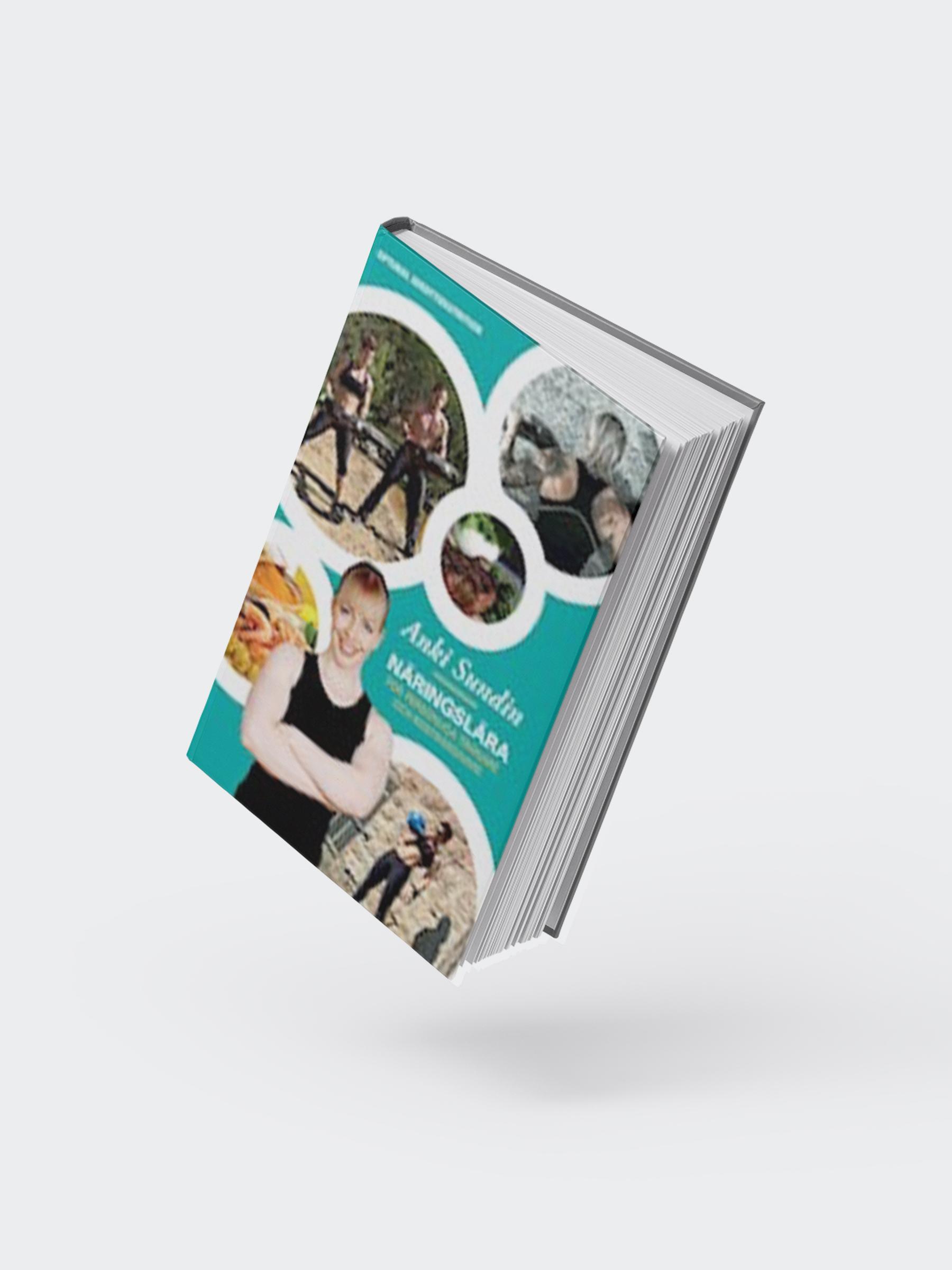 Anki Sundin – Näringslära (e-bok)
