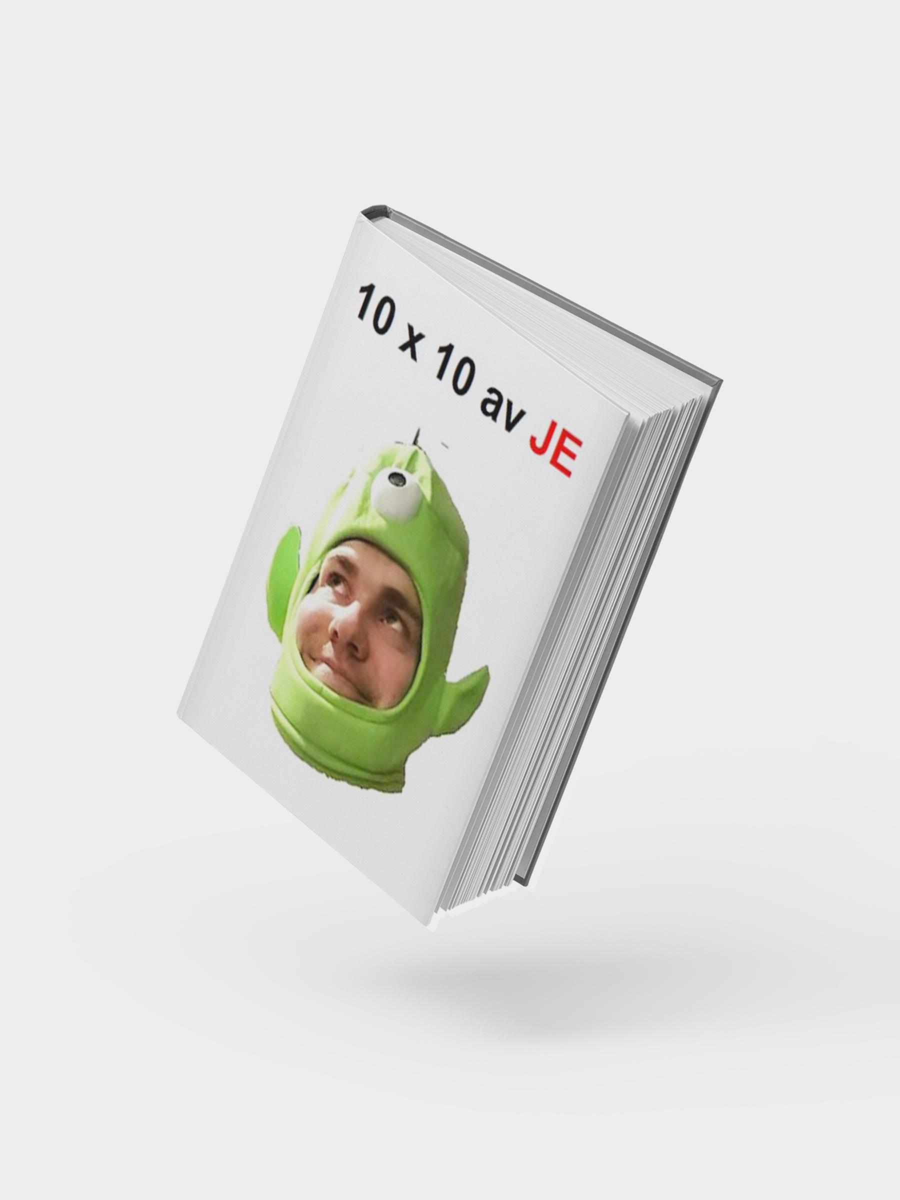 Bänkpressprogram: 10×10 av Josef Eriksson (e-bok)