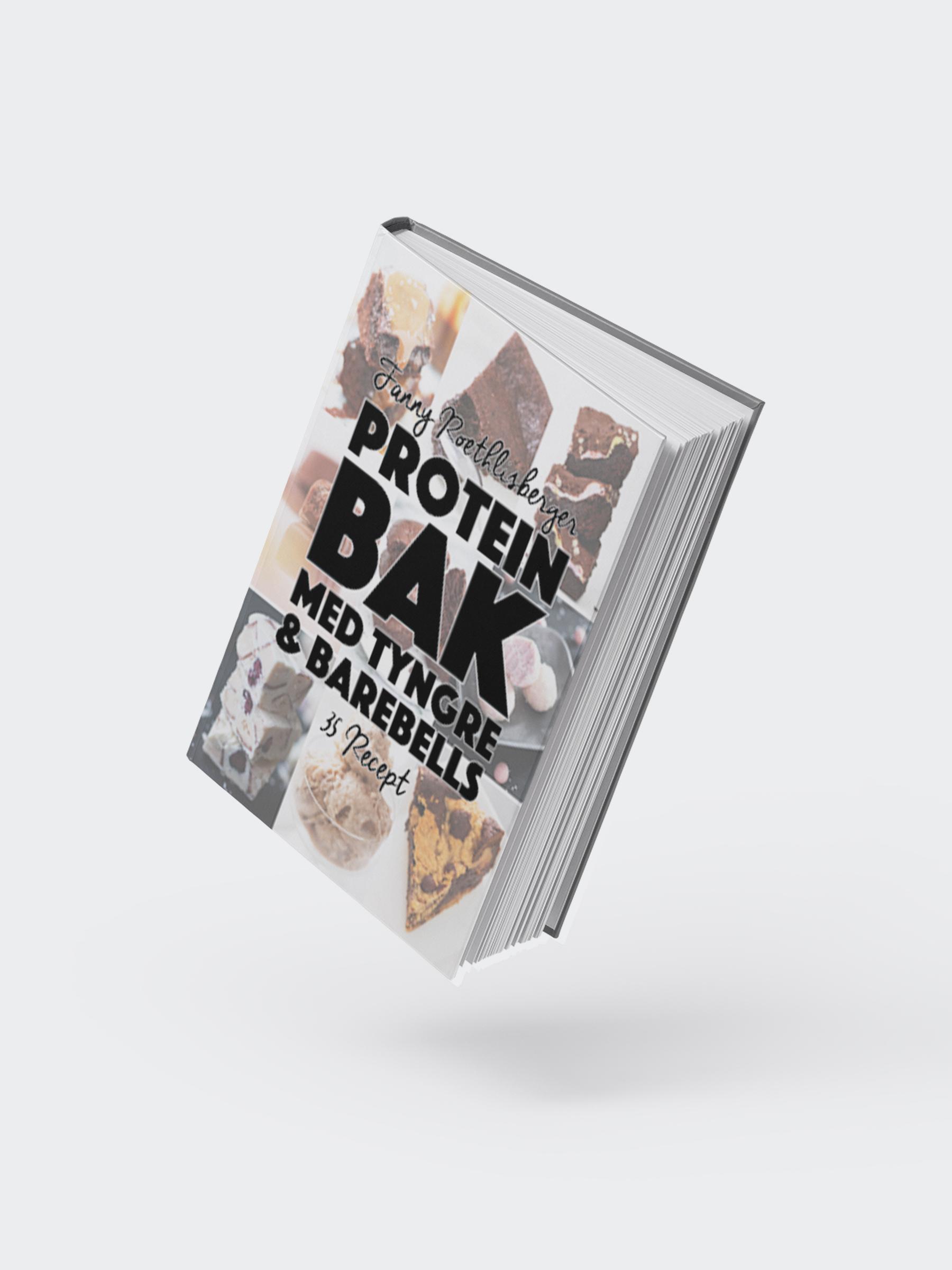 Tyngre Proteinbak med Tyngre & Barebells (e-bok)