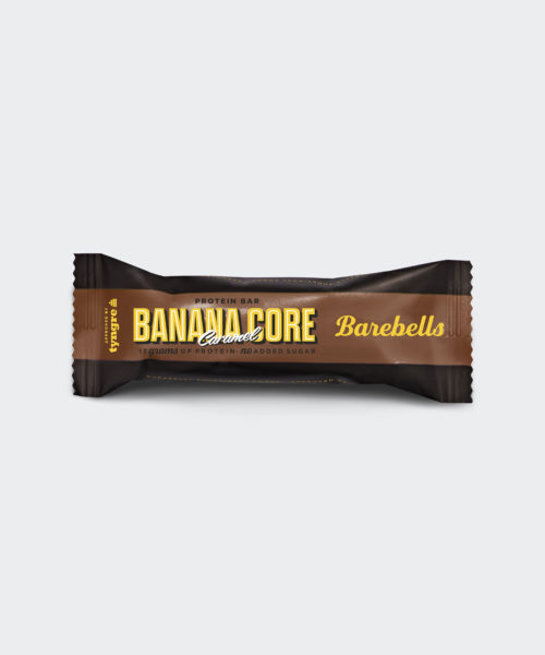 Core Bar Banana Caramel