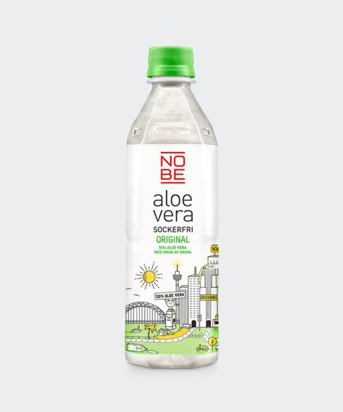 NOBE Aloe Vera Original Sockerfri