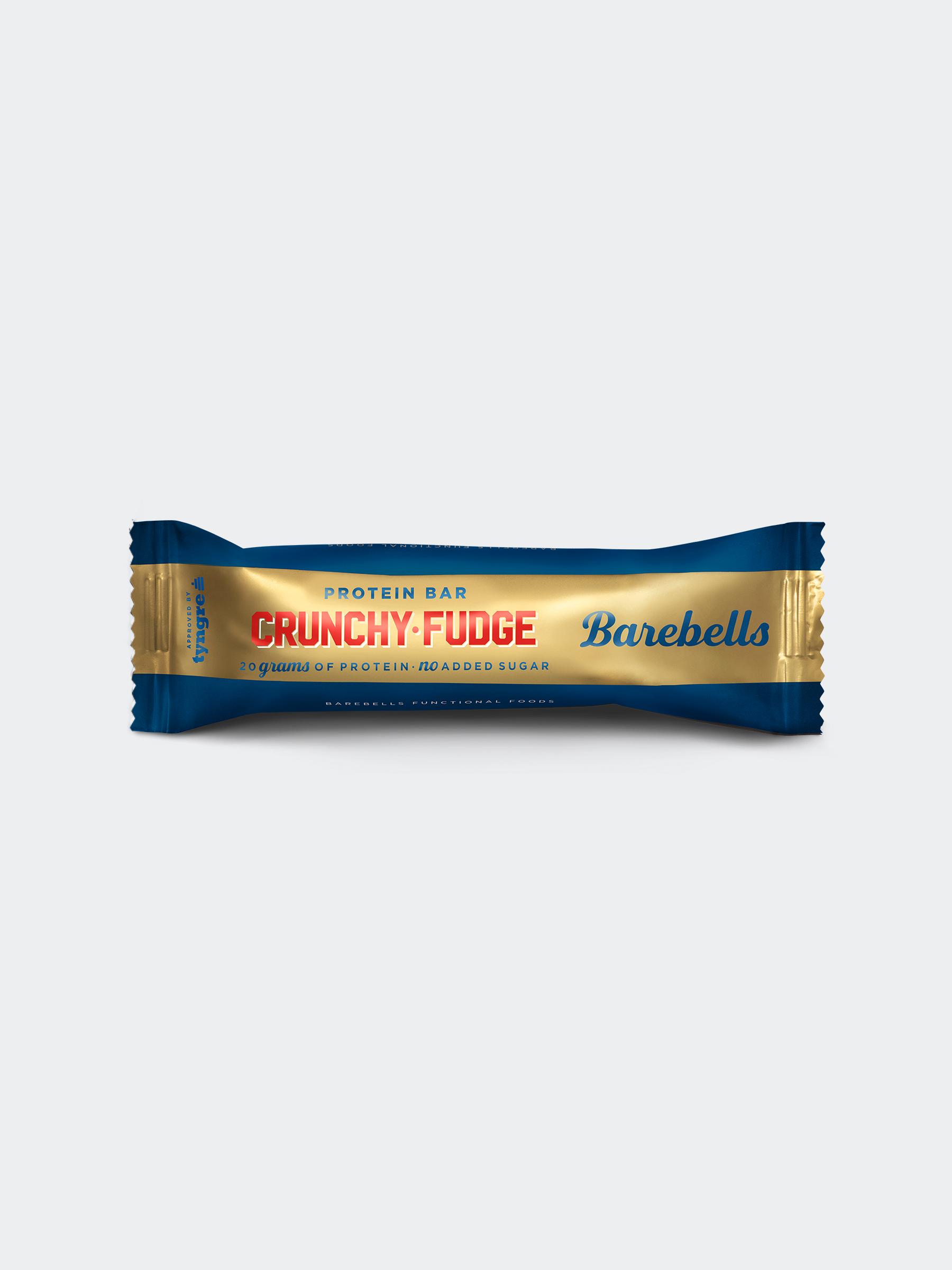 Barebells Crunchy Fudge