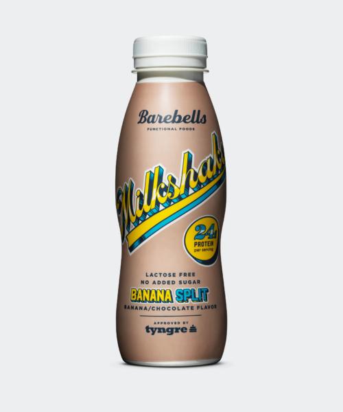 Barebells Milkshake Banana Split