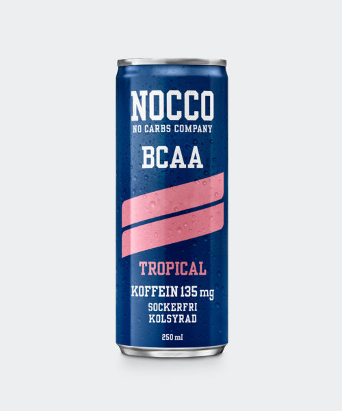 NOCCO Tropical Tyngre 250 ml