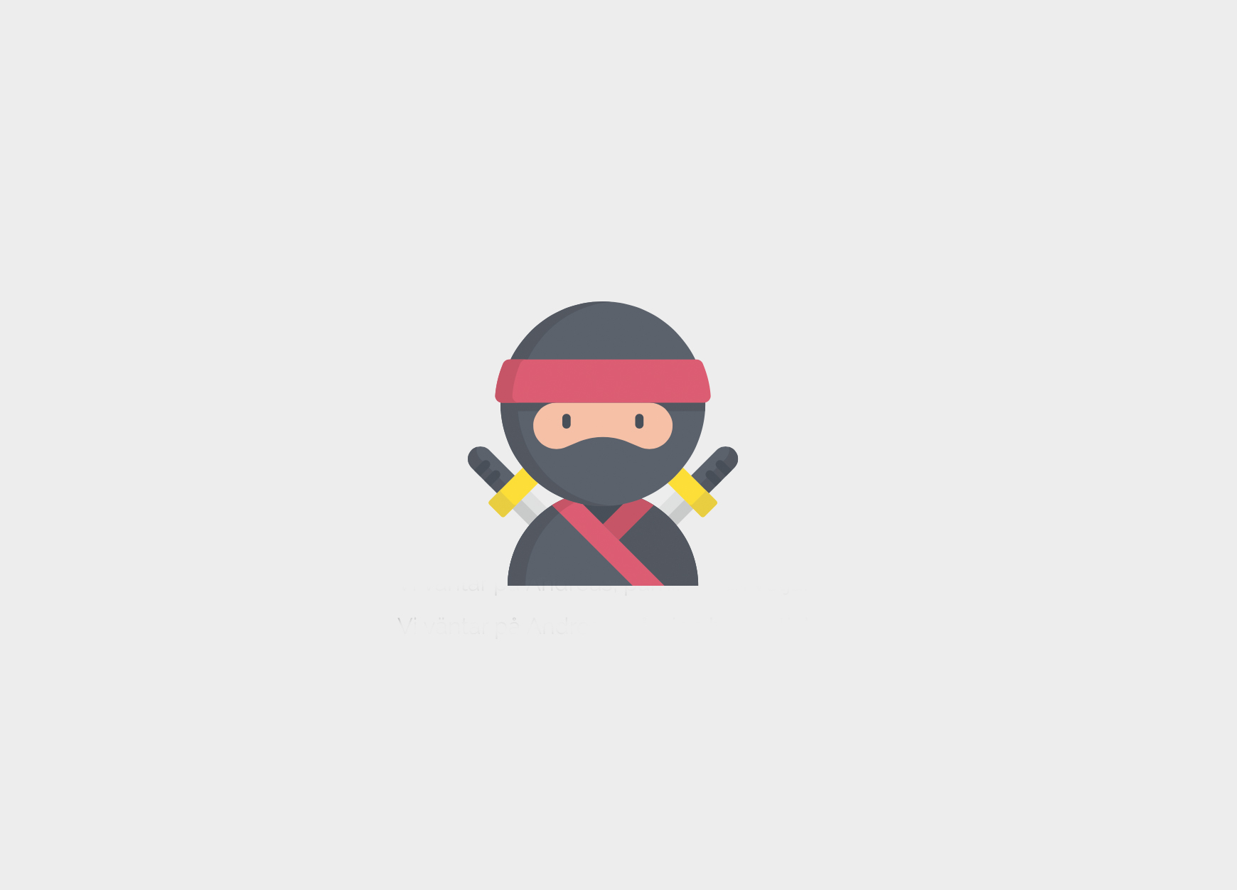 Ninja-projektet – här kan du följa!