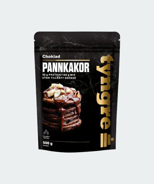 Tyngre Pannkakor Choklad