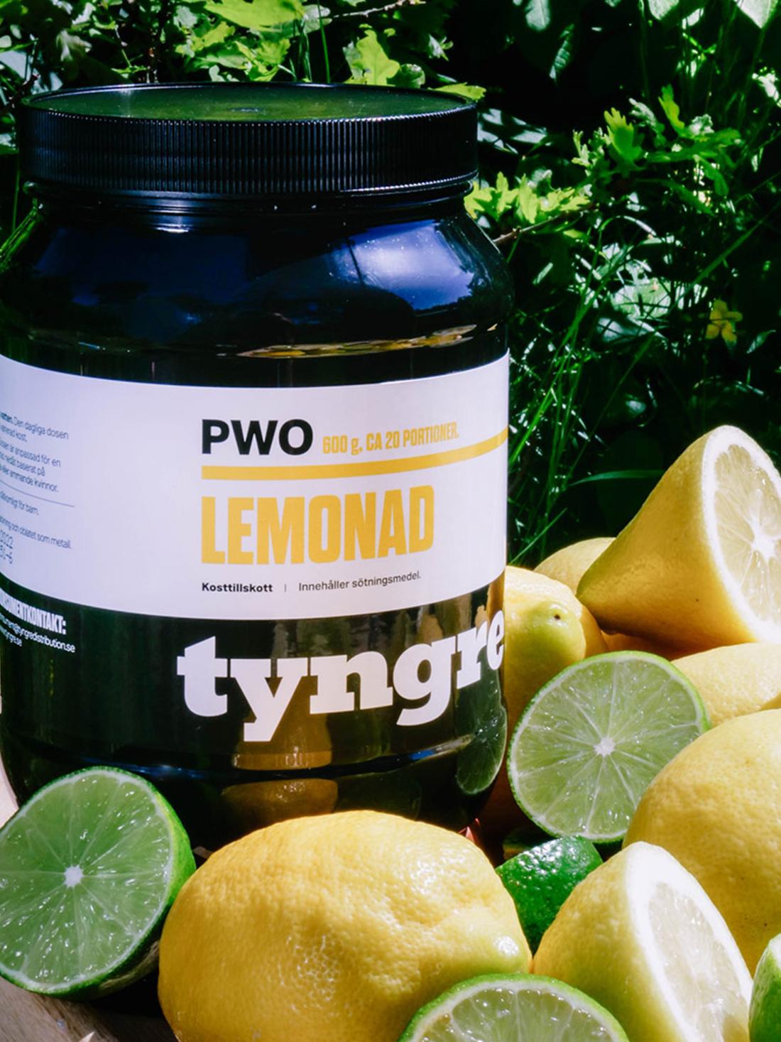 PWO Lemonad