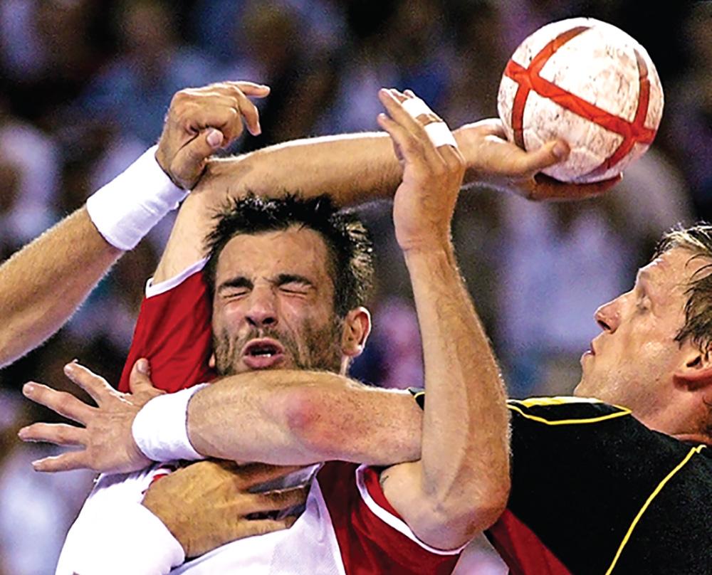 Skador och skadeförebyggande träning inom handbollen