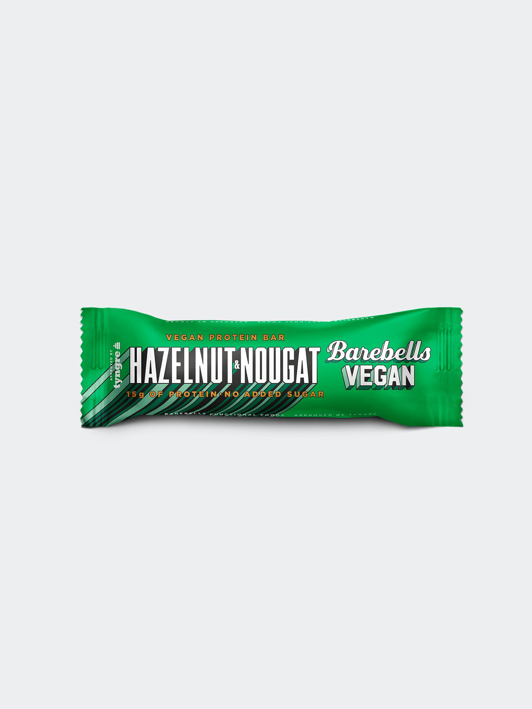 Barebells Vegan Hazelnut & Nougat 12-Pack