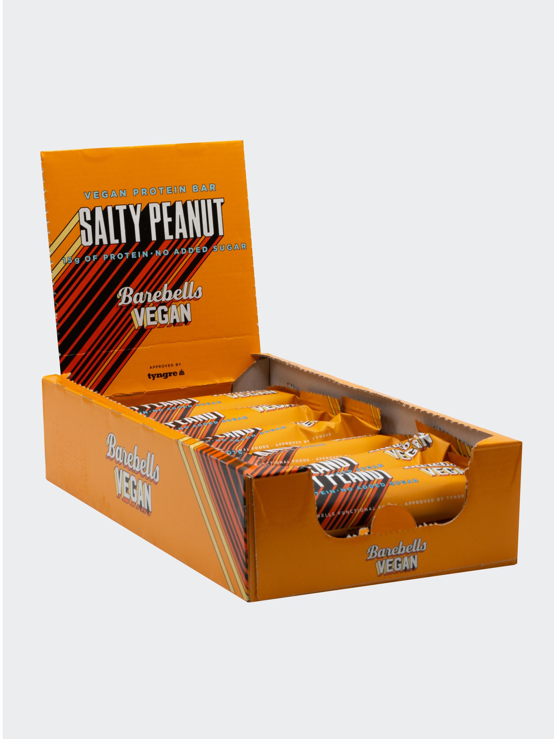 Barebells Vegan Salty Peanut 12-Pack