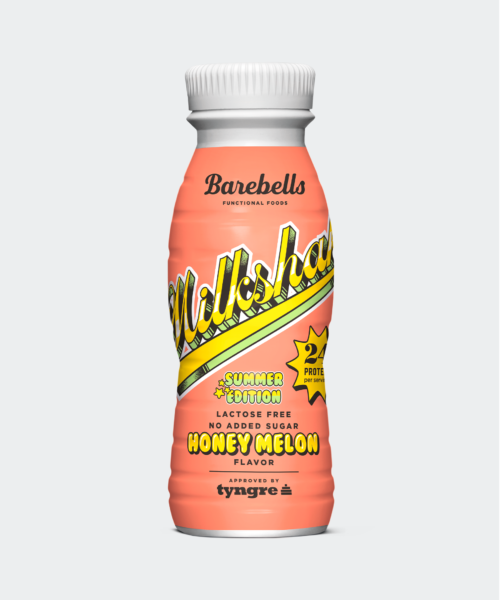 Barebells Milkshake Honey Melon
