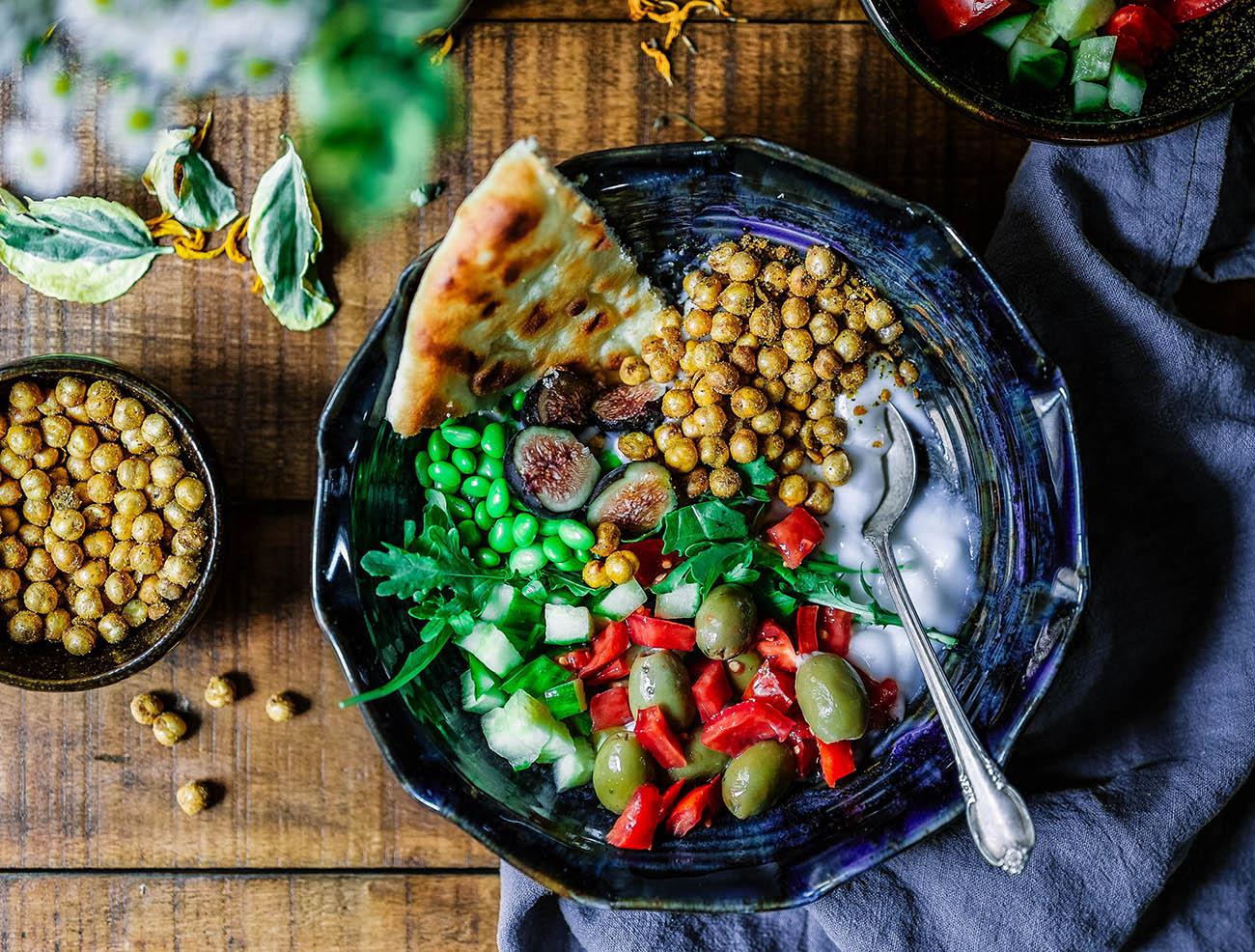 Vegankost mättar bättre än köttbaserad ketogen kost