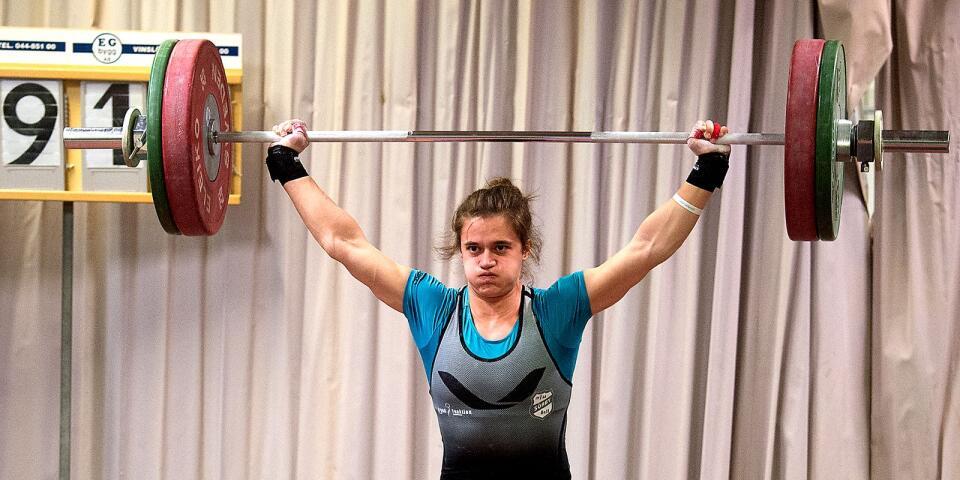 Daniela Gherman mot OS 2024