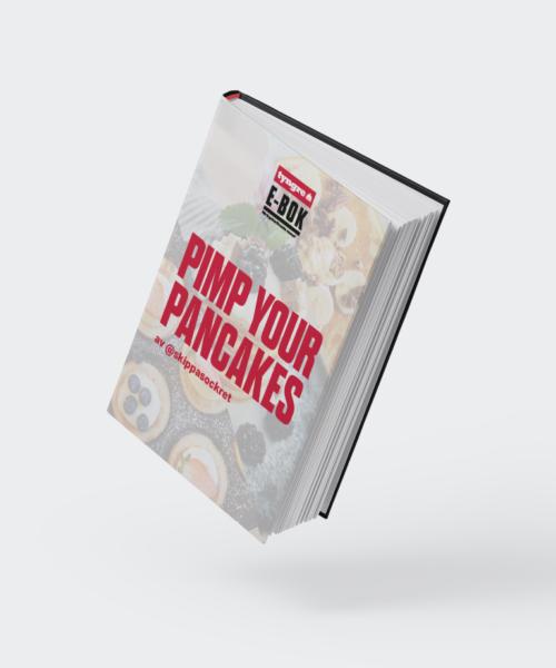 PIMP YOUR PANCAKES av SkippaSockret