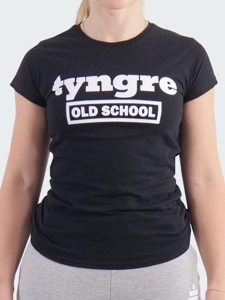 Old School T-shirt Dam