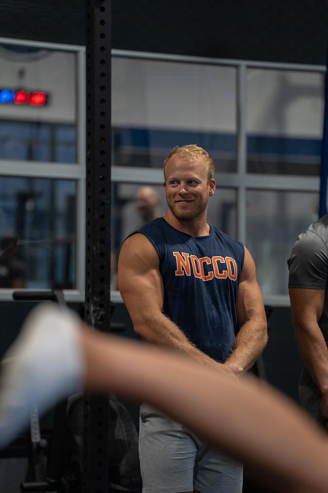 Simon Mäntyle CrossFit