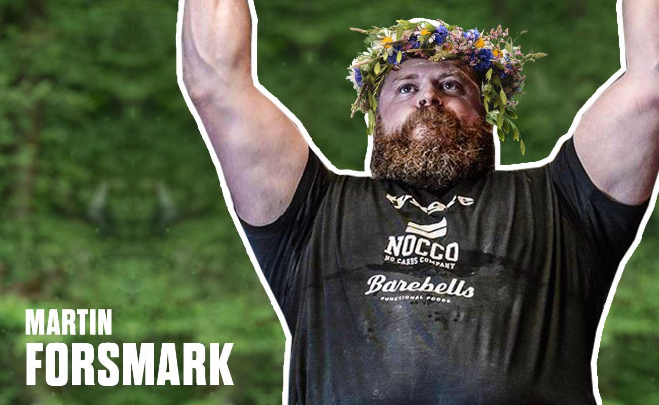 Tyngre Sommar – med Martin Forsmark