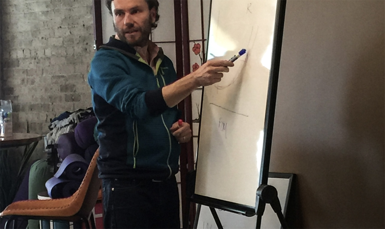 Talking stretching with Greg Lehman, part 2/2