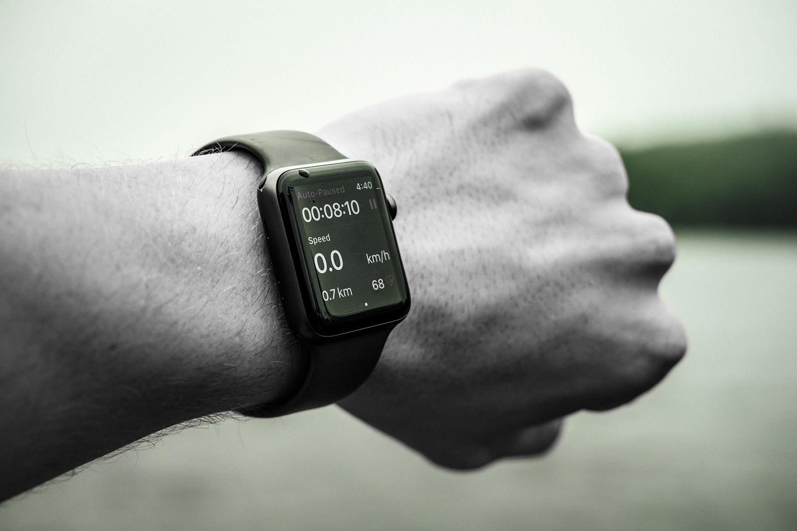 Fungerar pulsmätare på handleden?