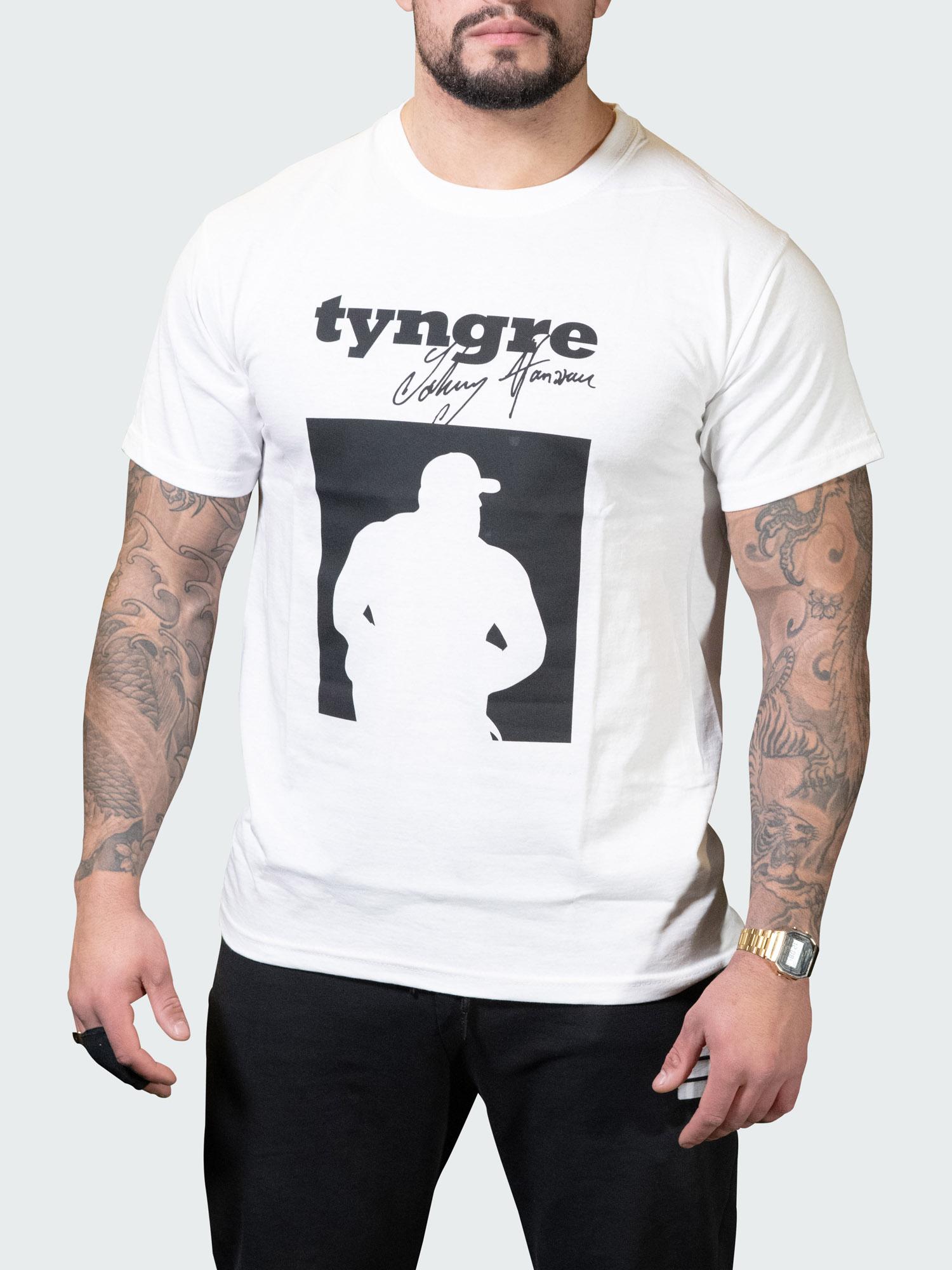 Handsome Hansson T-shirt, Herr