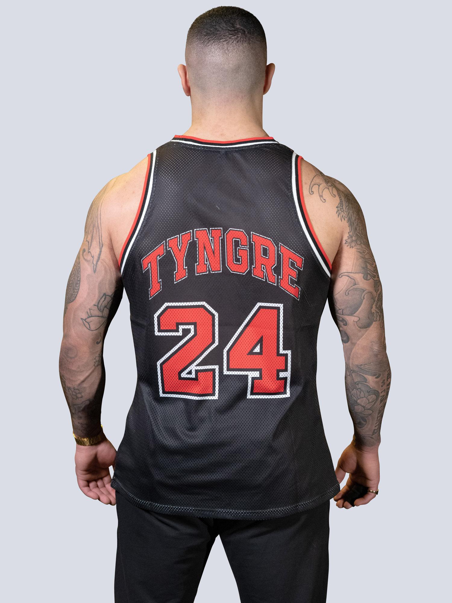 Tank MVP Mens Black