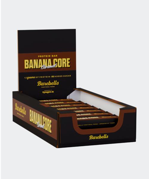 Barebells CoreBars Banana Caramel 18p
