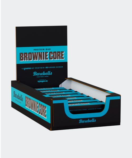 Barebells CoreBars Brownie 18p