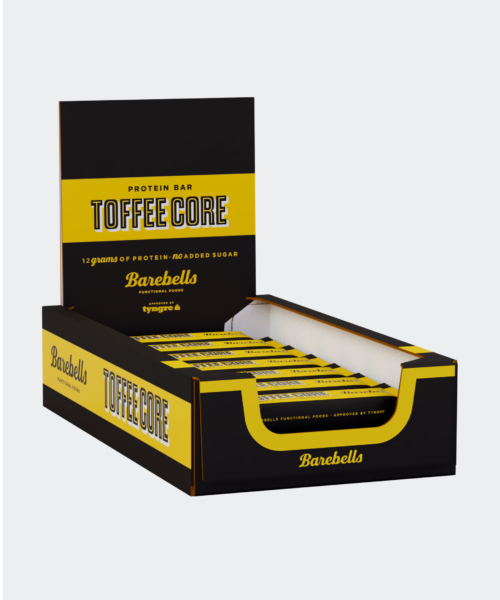 Barebells CoreBars Toffee 18p